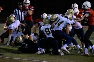 Dukes fall to 2-3 after loss to Aurora