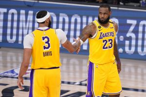 Davis, Lakers beat Nuggets to take 3-1 lead in West finals