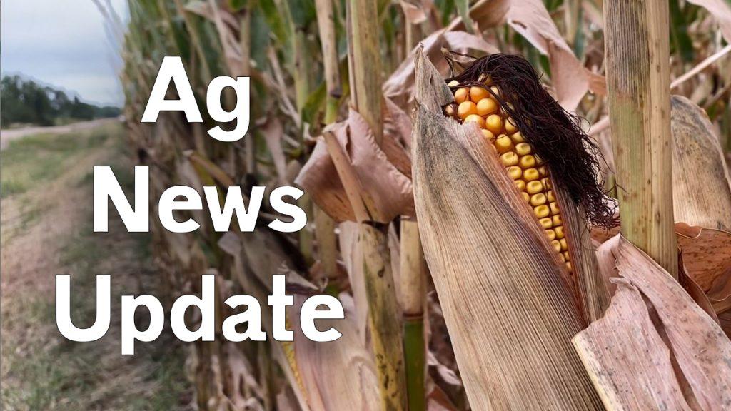 Weekend Ag News Recap | Sept. 20, 2020