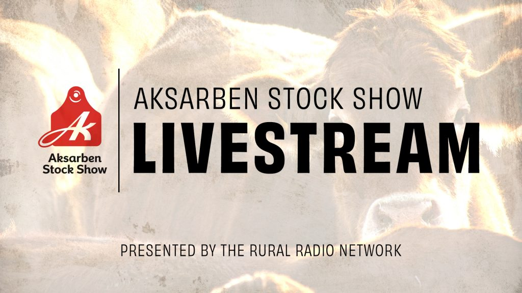 Rural Radio Network partners with Aksarben to livestream livestock shows