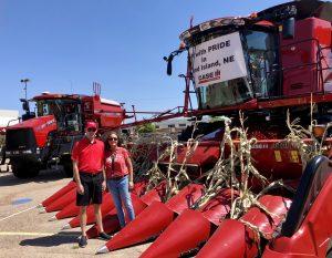 Grand Island Case plant supports Nebraska State Fair 1868 Foundation