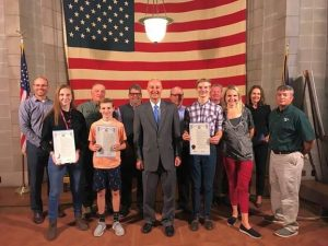 Gov. Ricketts Proclaims Hunting and Fishing Day