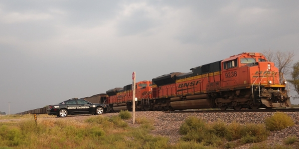 "NSP & DCSO Join ""Operation Clear Track"" for Rail Safety Week"