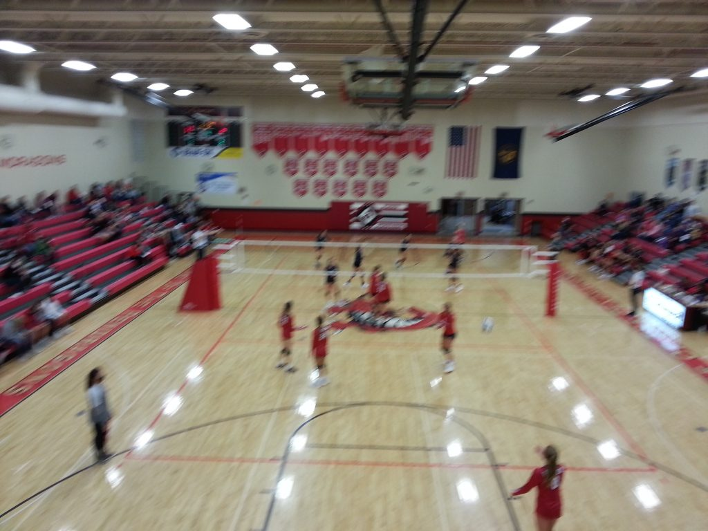 (AUDIO) Clarkson/Leigh remains undefeated with sweep of Pender in High School Volleyball Action on the Bull