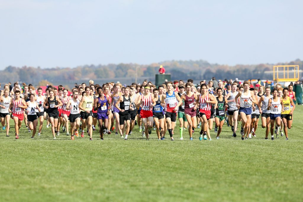 Class C Cross Country Rankings