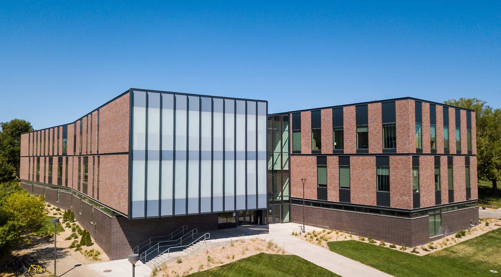 Discovery Hall Brings 'Unparalleled' Opportunities to UNK Campus