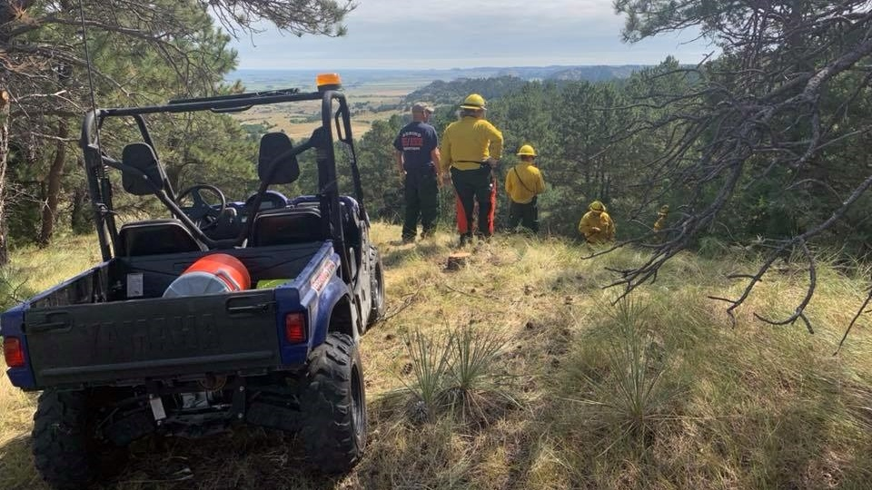 Wildfire Training Exercises Taking Place This Weekend South of Gering