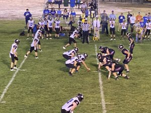 BDS Scores Six Unanswered Touchdowns To Knock Off Blue Hill
