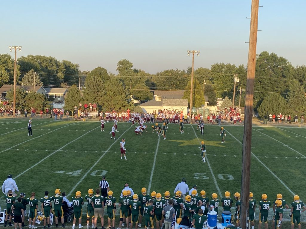 (Audio) Kearney Catholic blanks Gothenburg