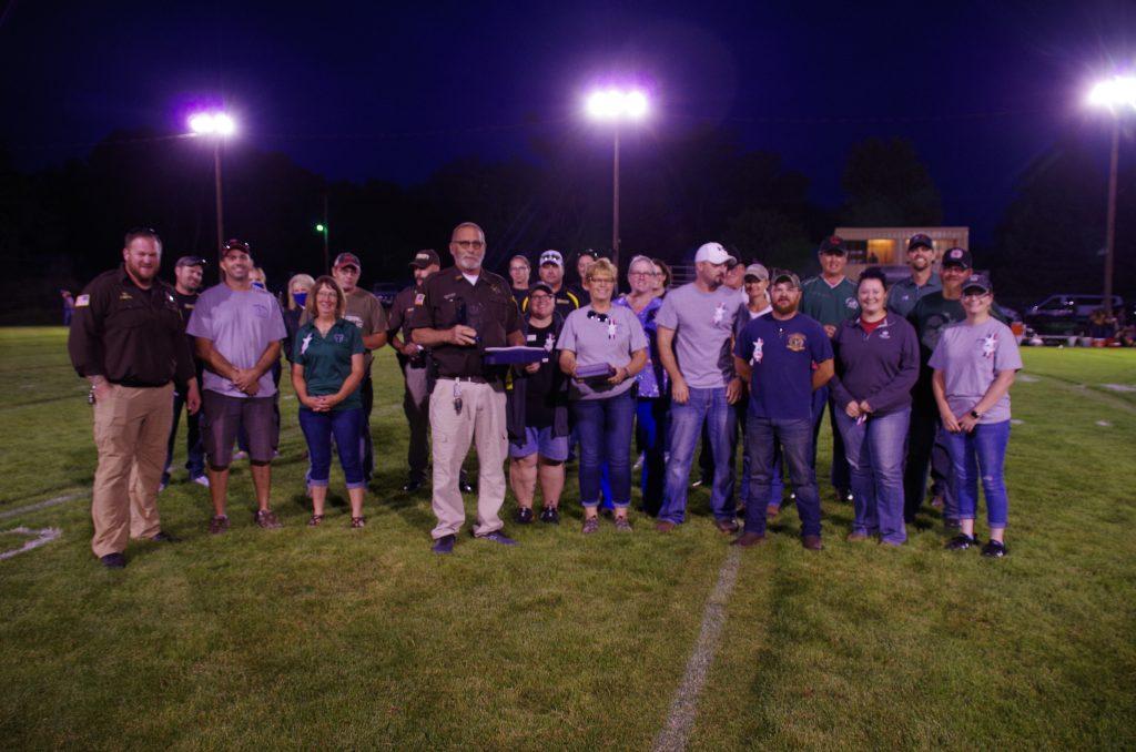 Thedford Honors it's Hometown Heroes