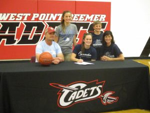 (AUDIO) West Point-Beemer's Reece Snodgrass to Play Basketball at Concordia