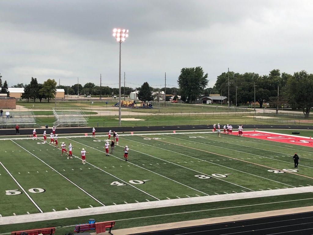 High school football rundown: Mitchell, Bridgeport stay hot