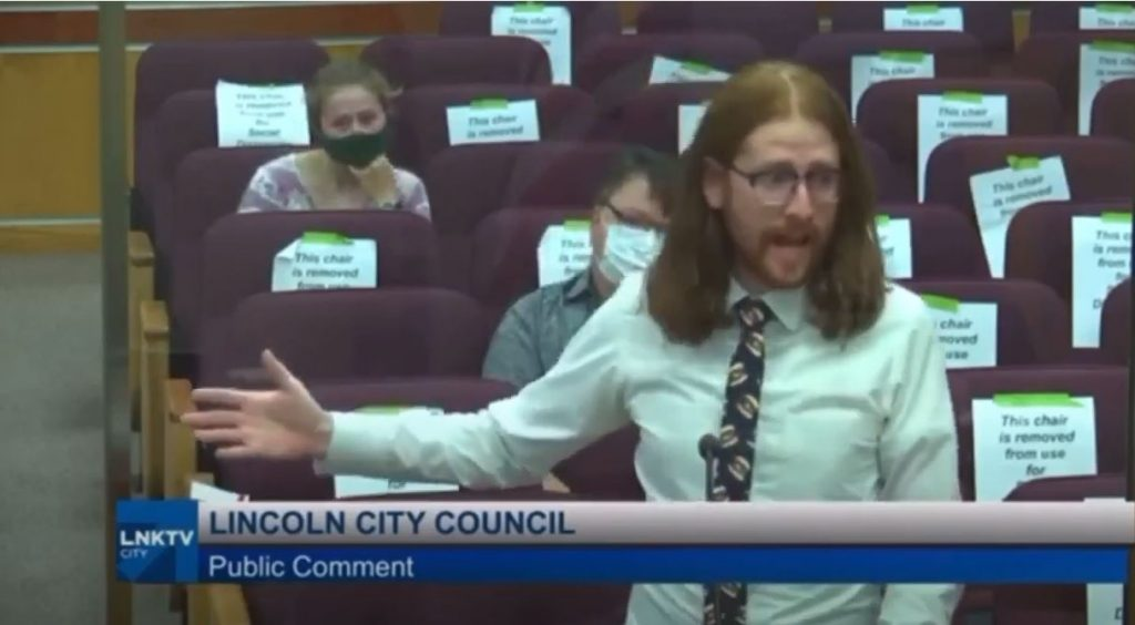 "Lincoln man pleads to City Council: Stop the use of the term ""Boneless Chicken Wings"""
