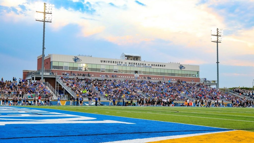 (Audio) UNK schedules Four Games This Fall
