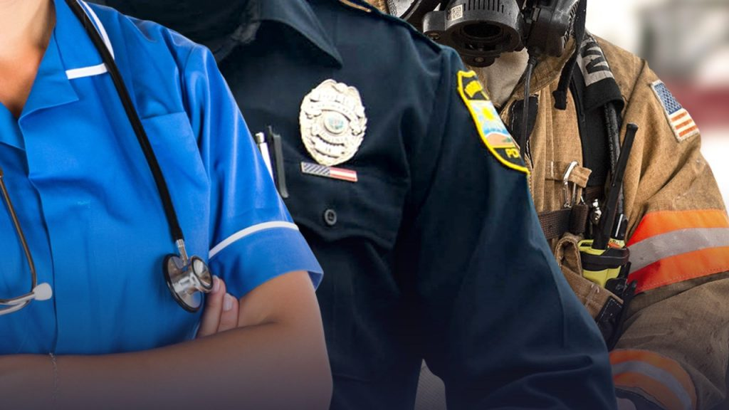 Nominations Being Sought For 3rd First Responder Hero Award