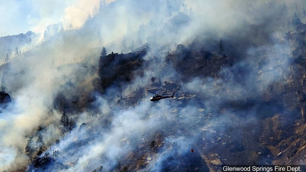 4 Colorado Wildfires Have So Far Cost Up To $77M To Fight