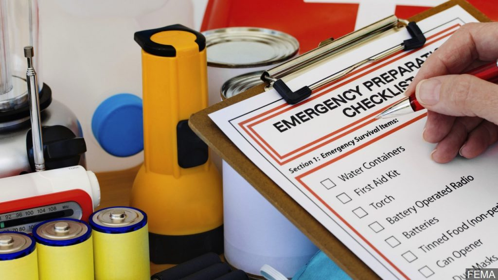 Be informed. Make a Plan. Build a Kit – September is National Preparedness Month