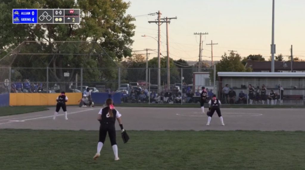 (Video) Wiese big night for Gering, Scottsbluff notches 25th win