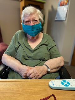 Cloth Masks Needed For Nebraska Nursing Home and Assisted Living Facility Residents