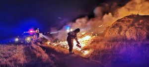 Game and Parks Grateful for Firefighting Partners