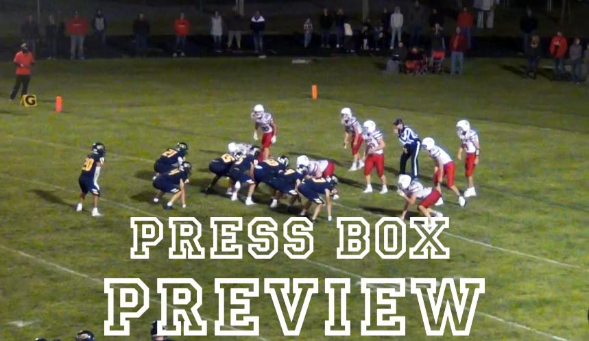 Press Box Preview | Central Nebraska Football Preview | Season 2, Episode 4