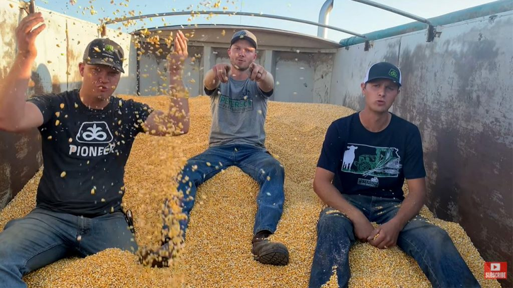 Peterson Farm Bros, Pioneer team up to raise money for National FFA