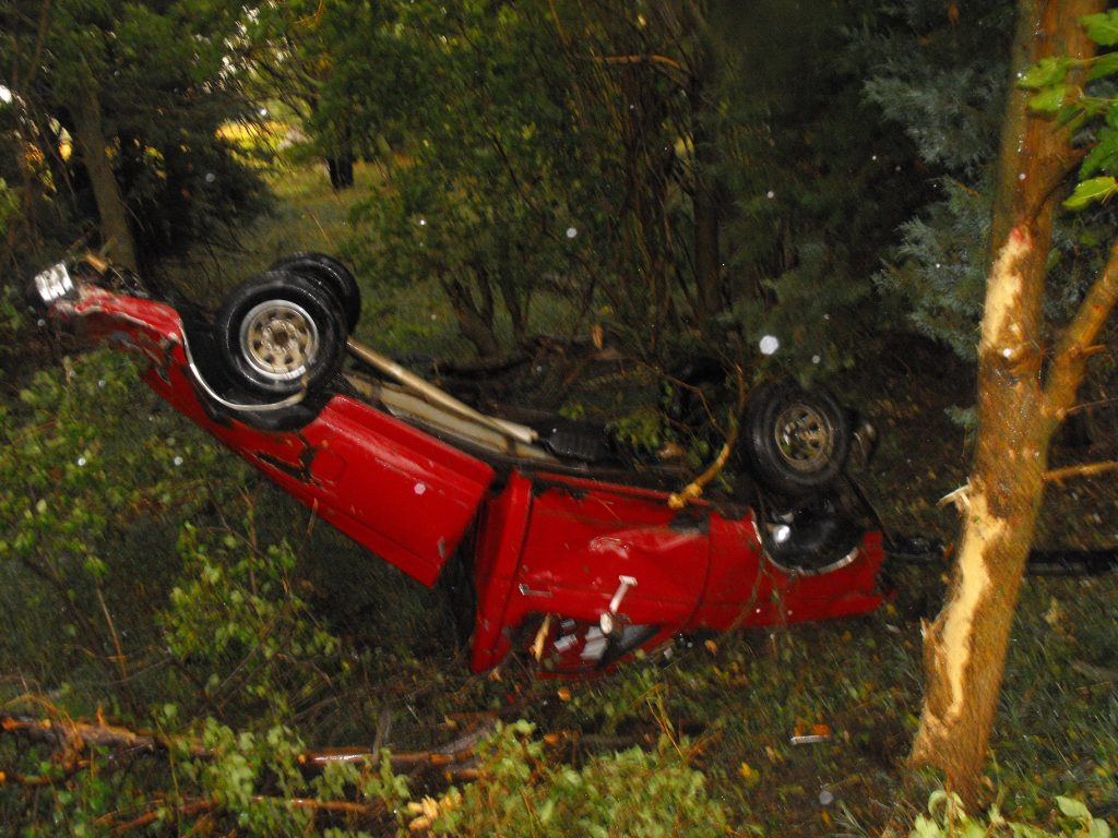 Stanton Woman seriously injured in wreck