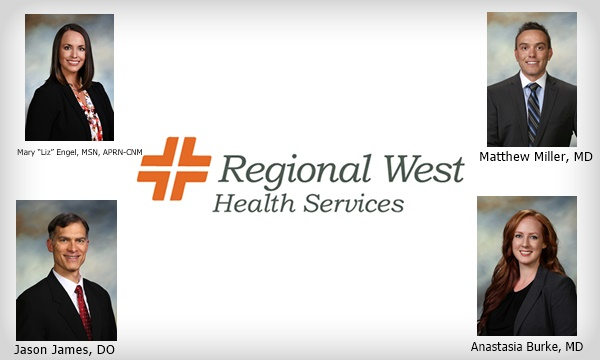 New Providers Welcomed to Regional West