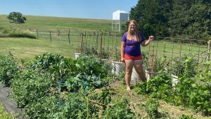 Summer gardening competition brings Nebraska students together virtually through common interest, learning