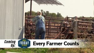 Every Farmer Counts | Friday Five | Sept. 25, 2020
