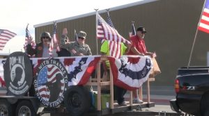 Veterans' Day Parade in Scottsbluff Cancelled for 2020