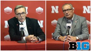 WATCH: Chancellor Ronnie Green and AD Bill Moos discuss Big Ten's return-to-play annoucment