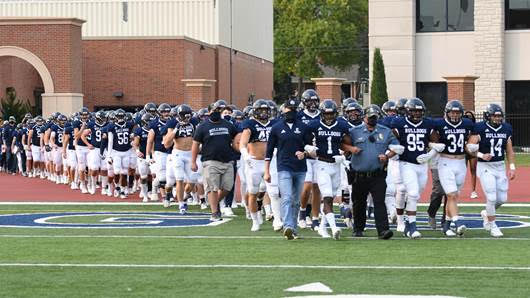 Follow Us: Concordia Football's unifying message