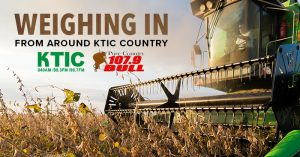 Weighing In From Around KTIC Country