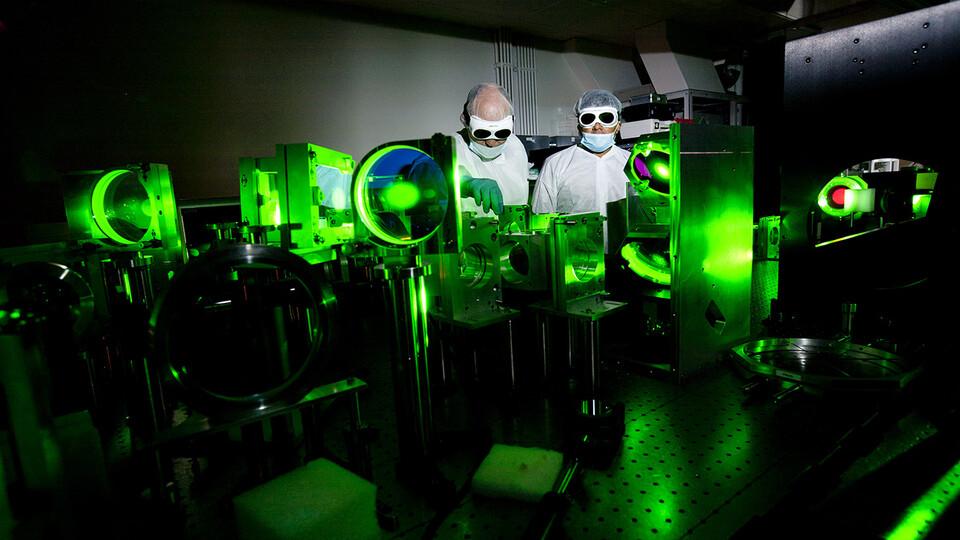 Nebraska Part of $18 Million Grant to National Laser Network
