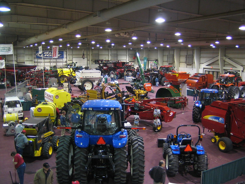 With indoor farm show season on the horizon, local shows commit to hosting in-person