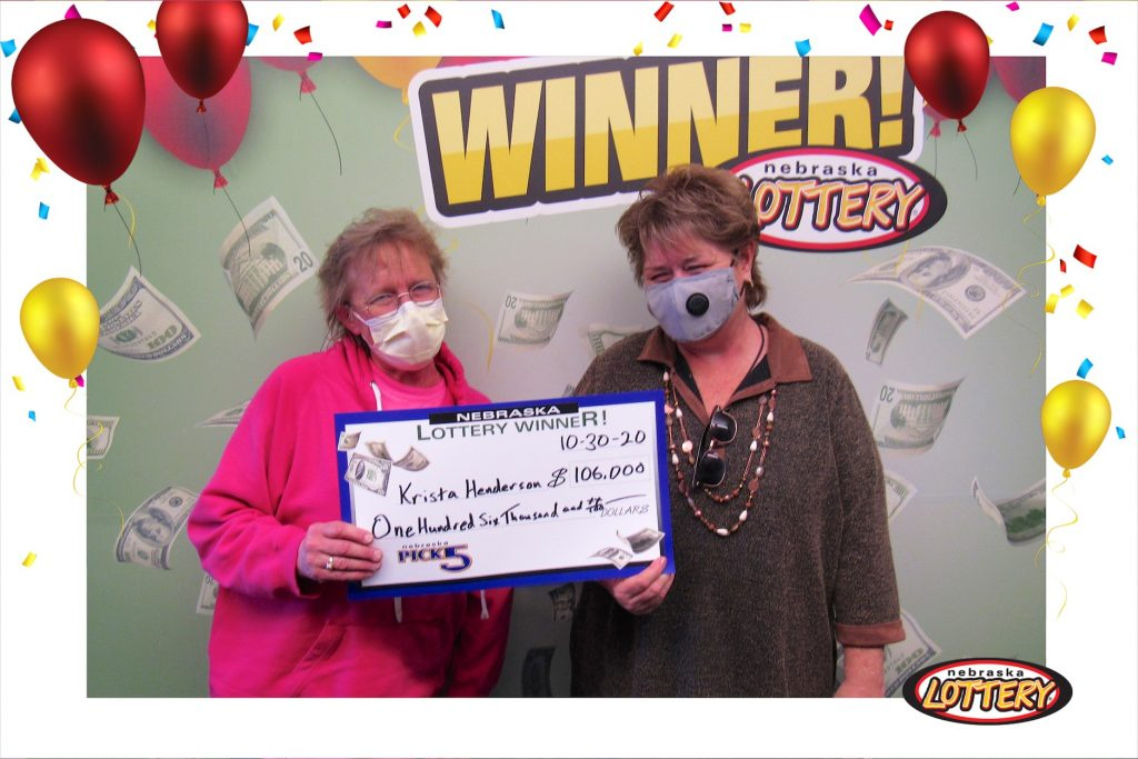 Red Cloud Woman Wins $106,000 Playing Nebraska Pick 5