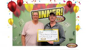 Cheyenne Co. Man Wins Top Prize in Nebraska Lottery Scratcher Game