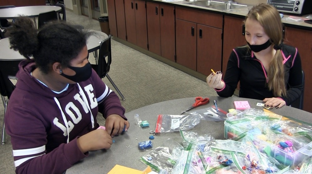 BMS Students Explore Individual Interests at New Media Center Makerspace