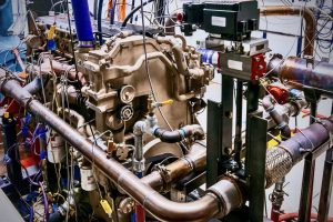 ClearFlame engine technologies achieves successful test results using decarbonized fuels