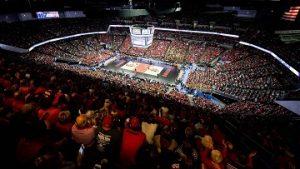 Omaha to Host 2022 NCAA Volleyball Championship
