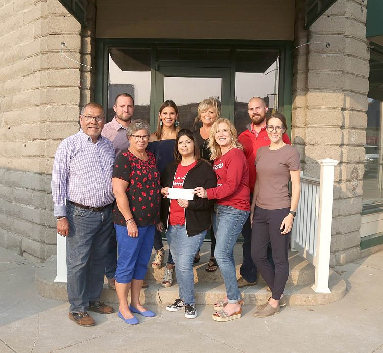 Cozad's Fox Theater receives $40,000 from The Home Agency & BHA Real Estate