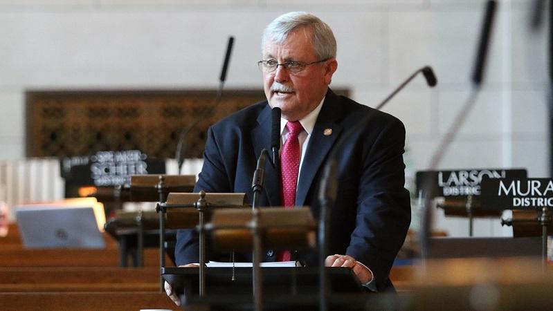 Erdman Working on Tax Overhaul Measure Utilizing Consumption Tax