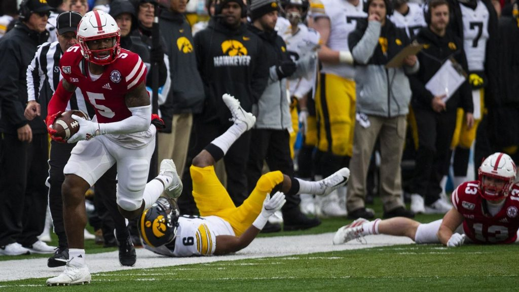 Huskers-Hawkeyes Contest Set for Black Friday
