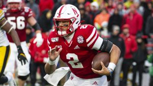 Scott Frost on Huskers QB race 'Adrian's going to be our quarterback'