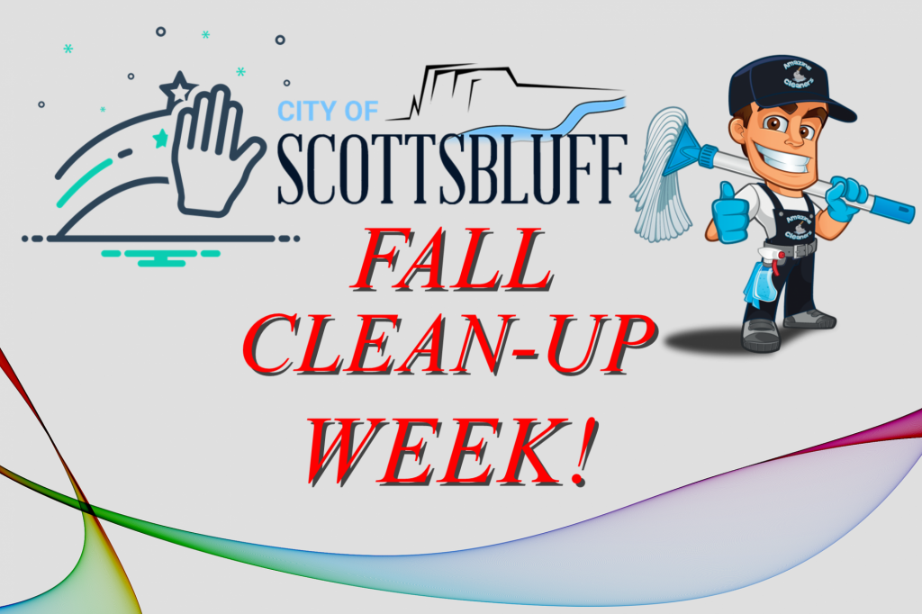 Fall Clean-Up Week in Scottsbluff