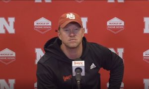 VIDEO: Scott Frost addresses media ahead of B10 Ten opener with Ohio State