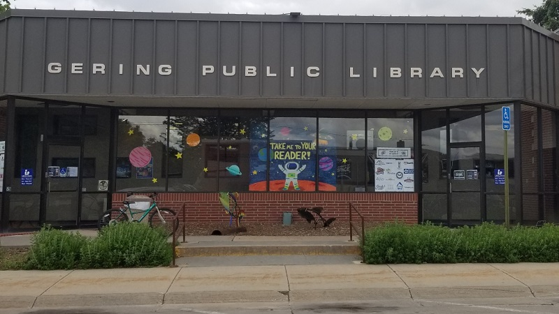 Gering Public Library Receives Anonymous $30K Donation
