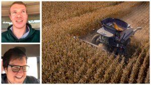 VIDEO: Harvest progress update with Nebraska farmers