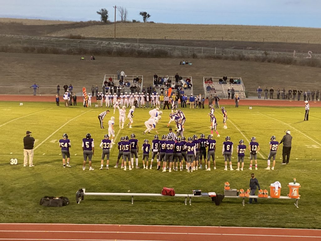 (Audio) Southern Valley soar into playoffs